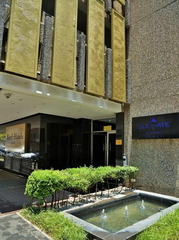 Отель The Reef ЮАР Йоханнесбург