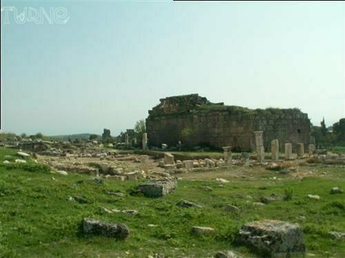 Турция: Памуккале Гераполис