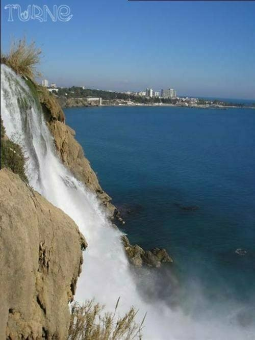 Фоторепортаж: Самые живописные водопады анталийского побережья