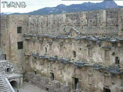 Фоторепортаж: Турция – по развалинам Римского прошлого