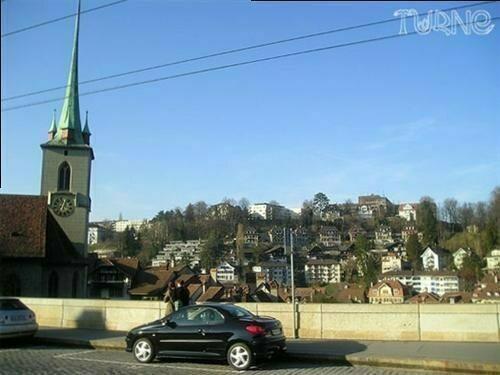 Фоторепортаж: Старинная Швейцария и улицы без тротуаров