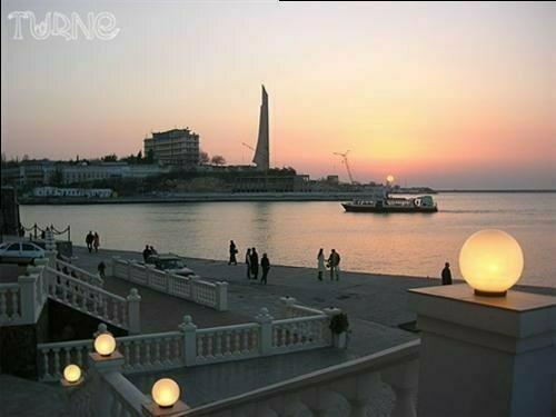 Фоторепортаж: Цветущий Севастополь