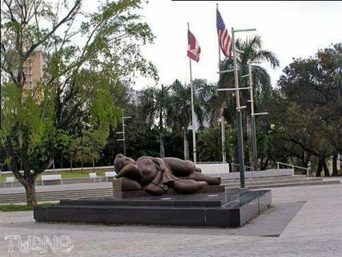 Фоторепортаж: Пуэрто-Рико. Стиль – европейский, флаг – американский