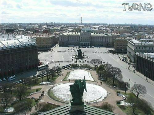 Фоторепортаж: Питерские пейзажи по-царски велики и роскошны!