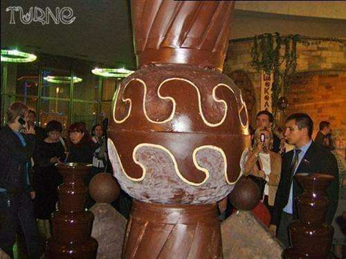 Фоторепортаж: Шоколадный фестиваль