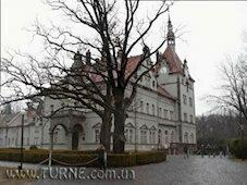 Фоторепортаж! Замки Закарпатья (часть 1)