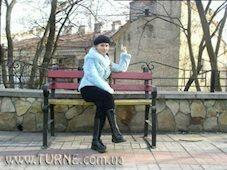"""Лада Лузина: """"Киев – город живой. Надо только уметь его видеть"""""""