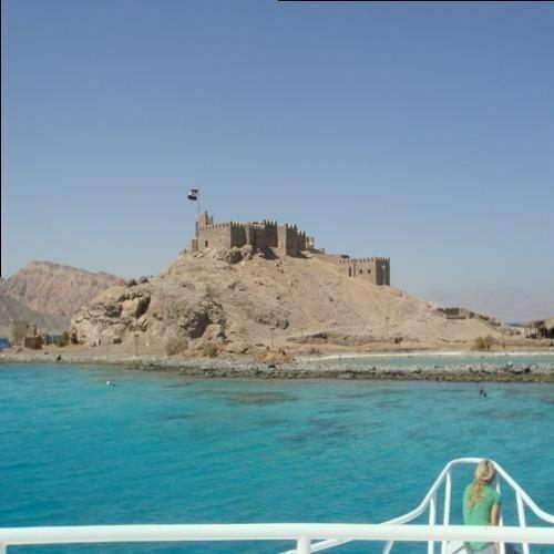 Египетские пейзажи