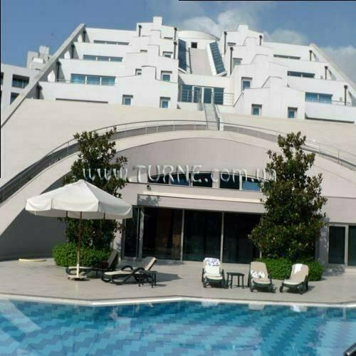 Лучший отель Кемера - Rixos Sungate